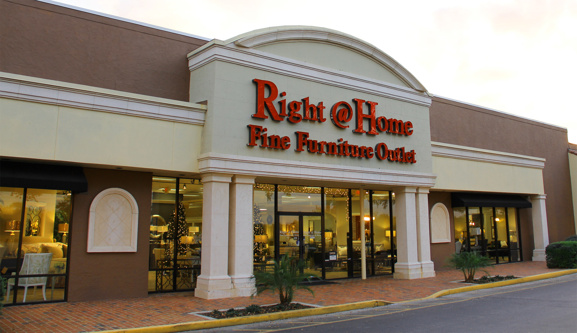 Right at home outside right at home for Home furnishings outlet phoenixville