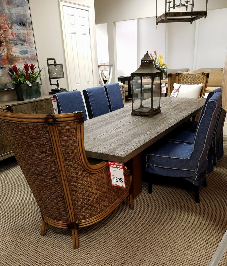 Upscale Dining Room Furniture: Outlet Dining Room Furniture