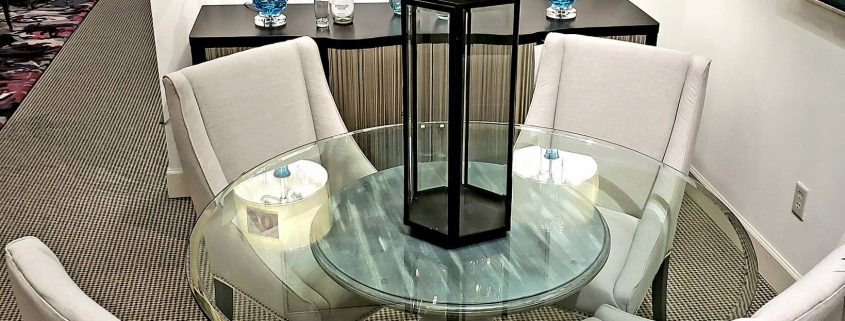 Caring for Fine Glass Furniture