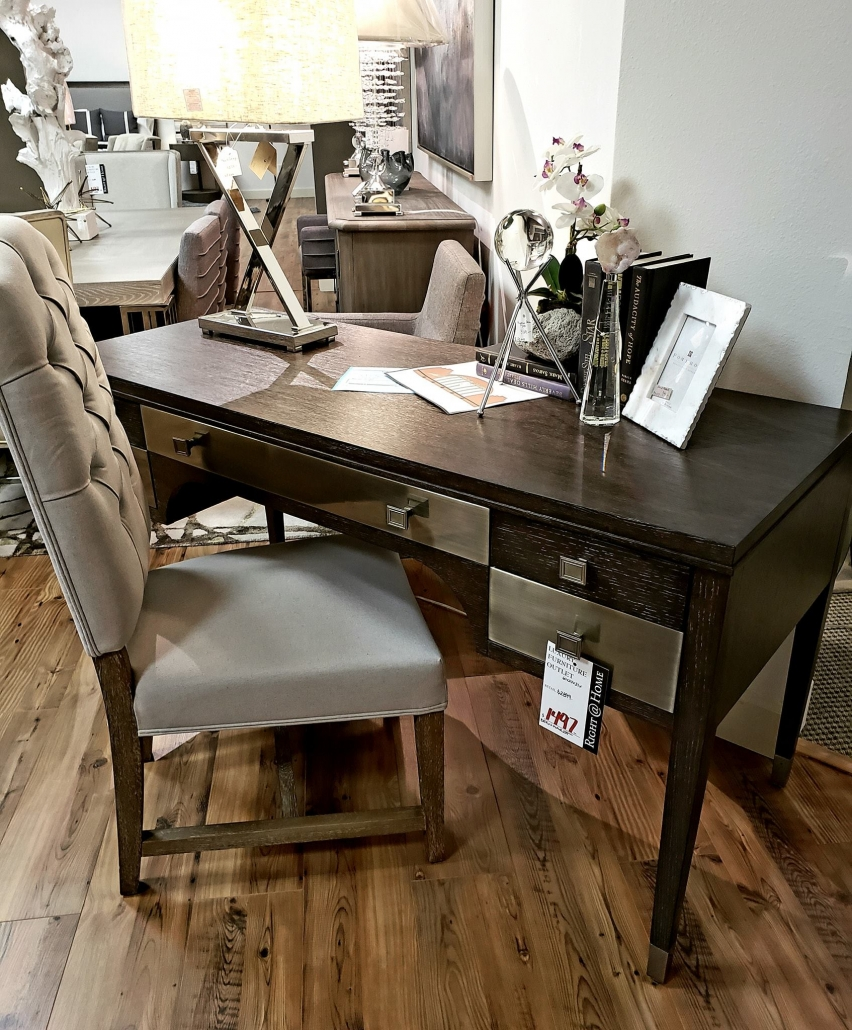 Upscale Home Office Furniture: Right@Home Luxury Furniture